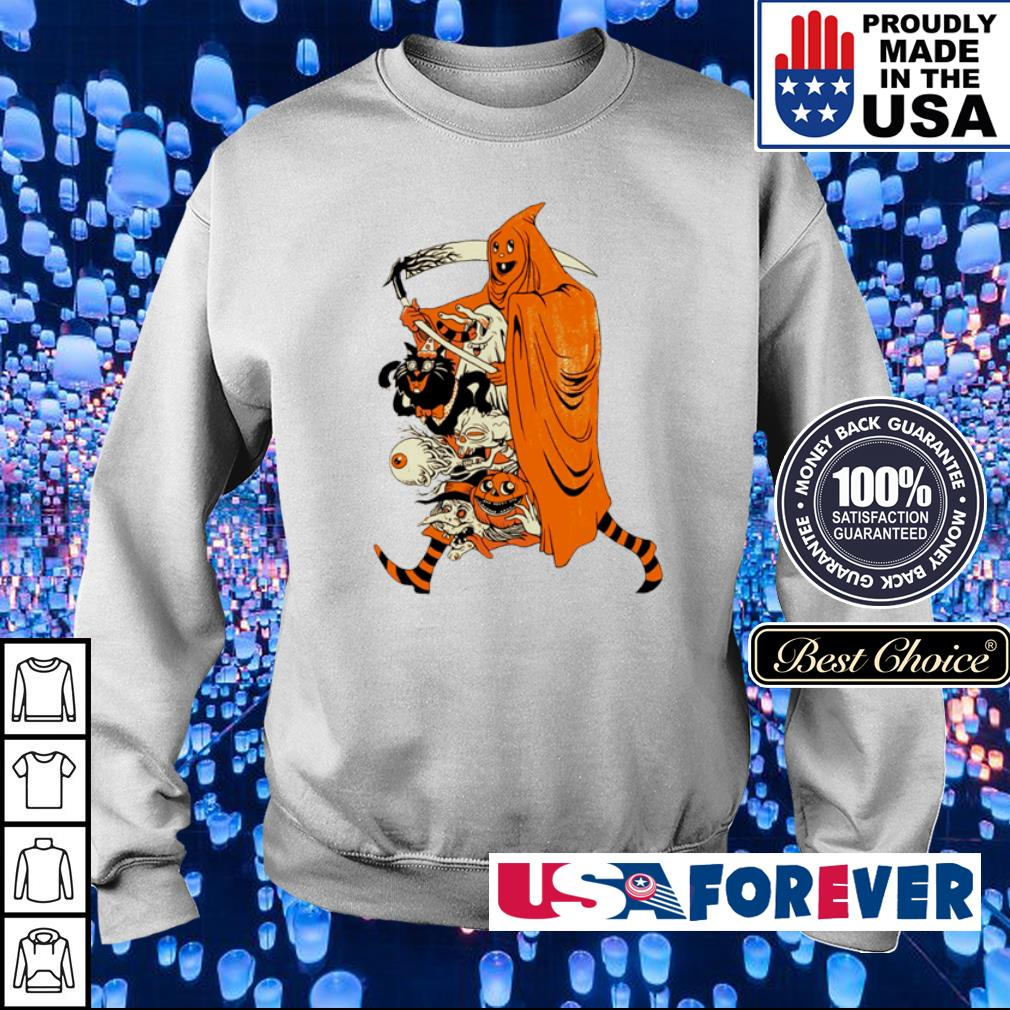 Official awesome Halloween Festival s sweater