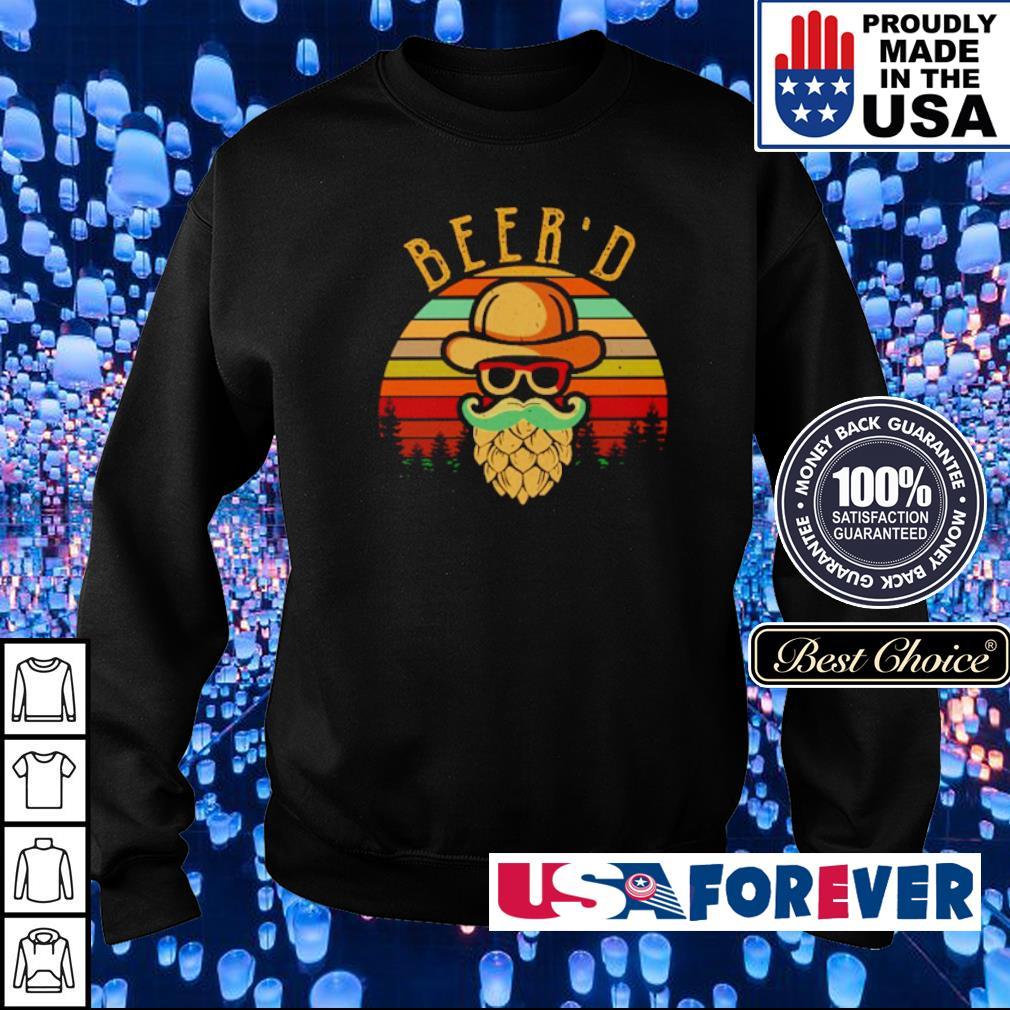 Official Beer'd Vintage s sweater