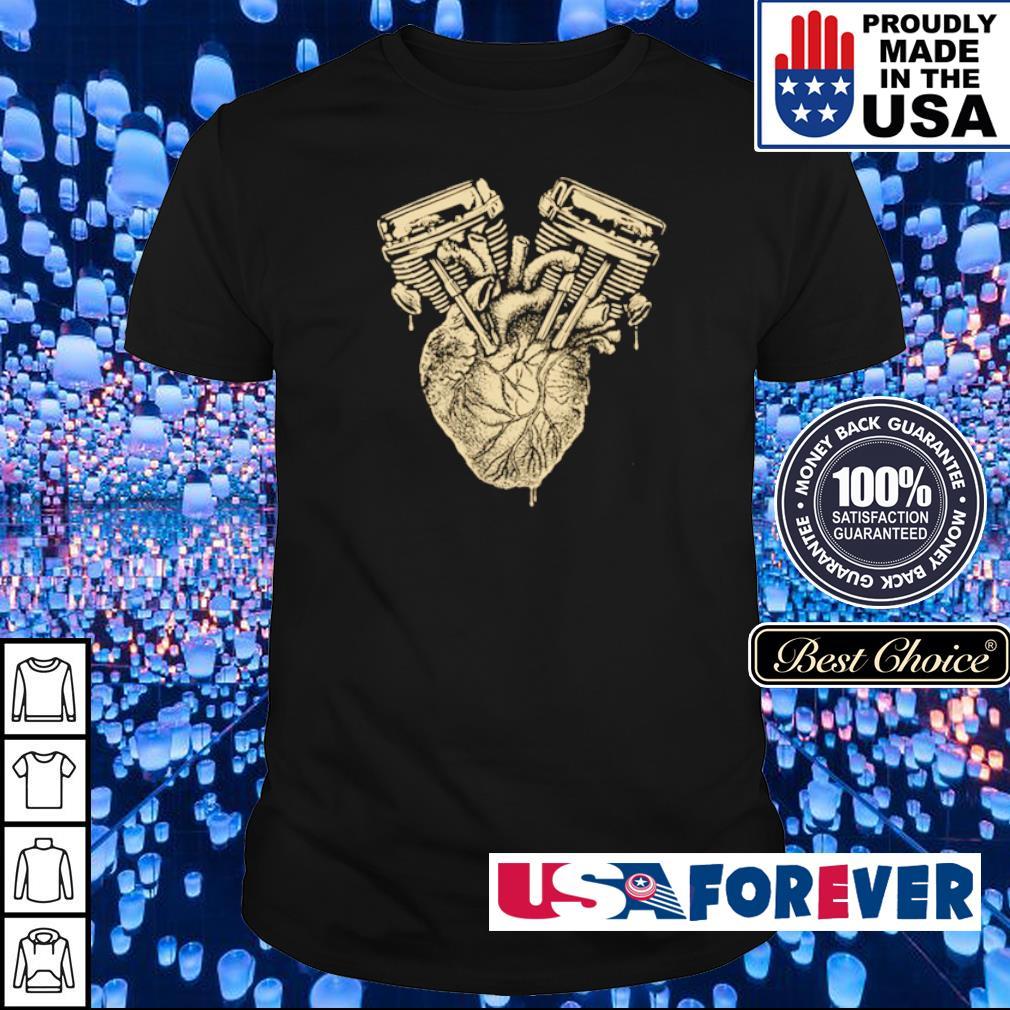 Official Biker's Heart shirt