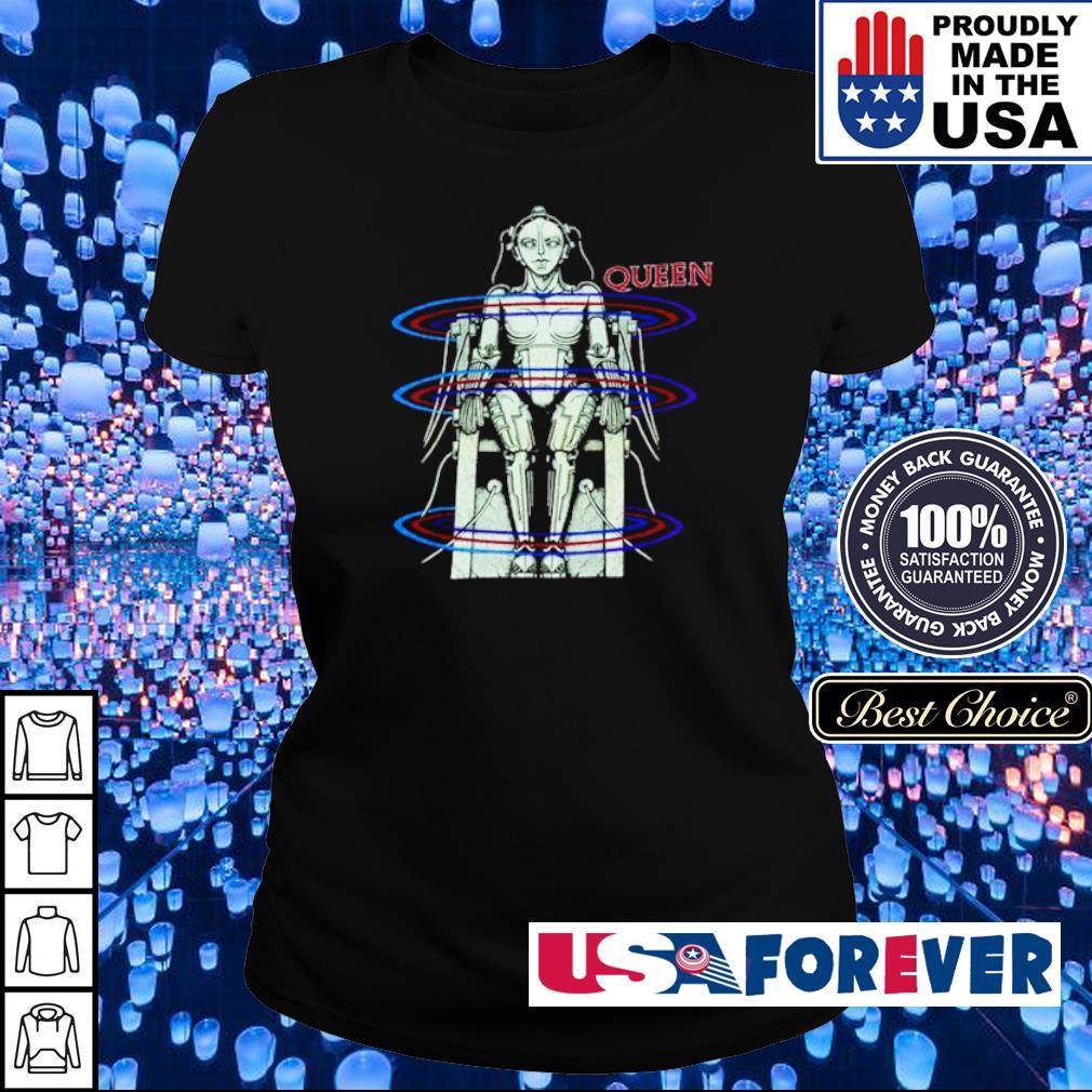 Official Cyborg Queen s ladies
