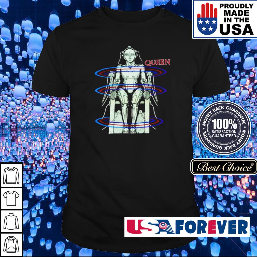 Official Cyborg Queen shirt