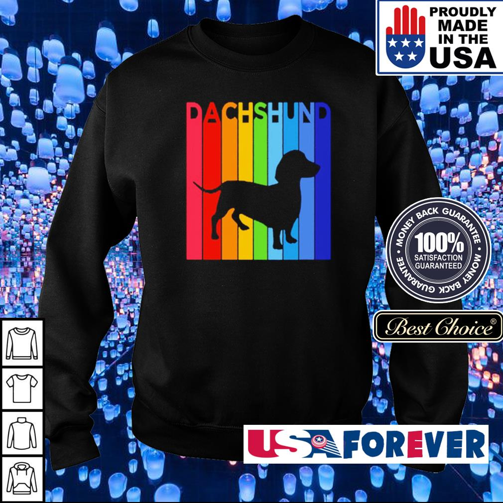 Official Dachshund Dogs s sweater