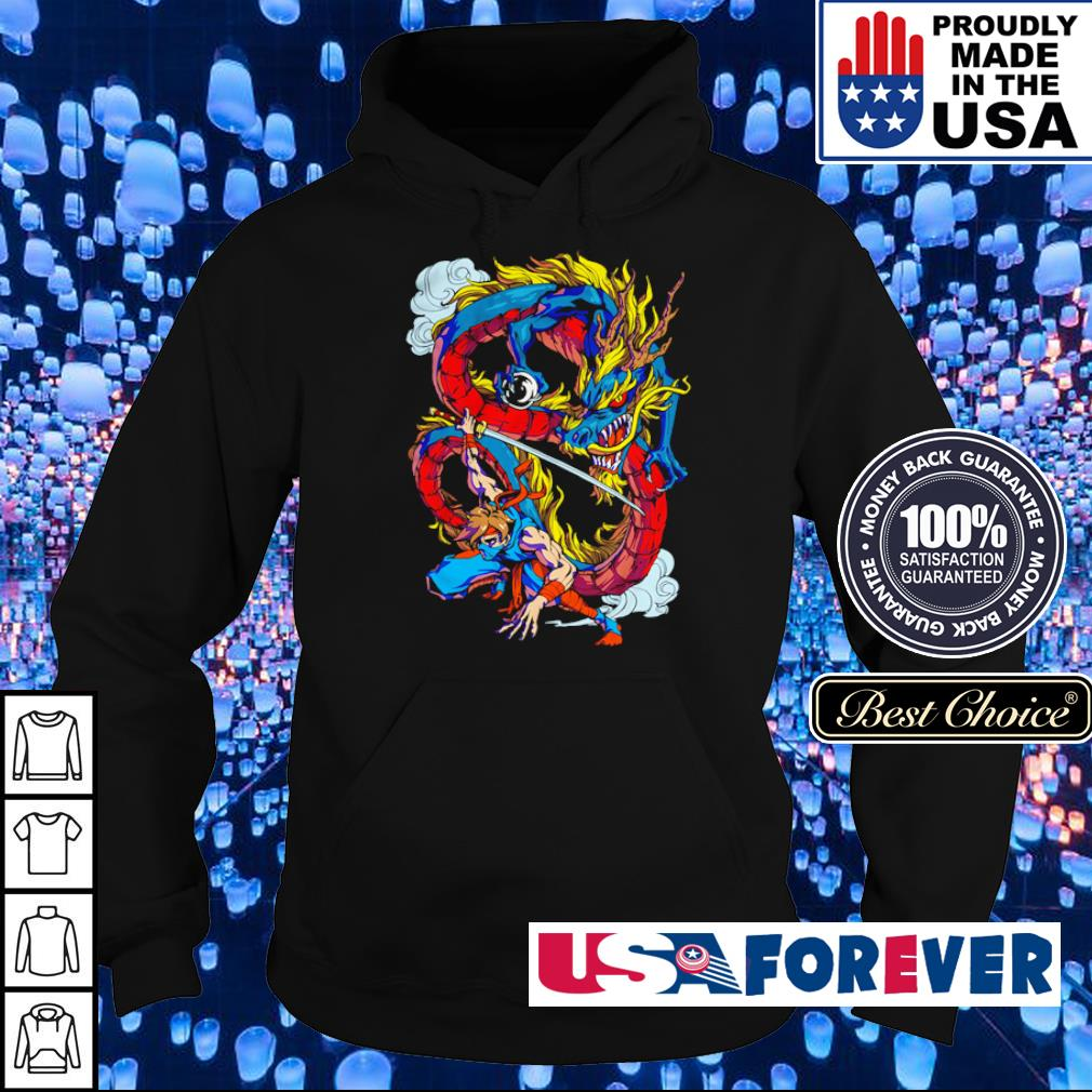 Official Dragon Ninja s hoodie