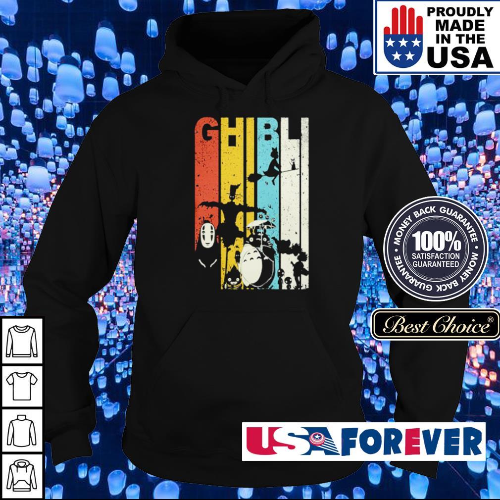 Official Ghibli Studio s hoodie