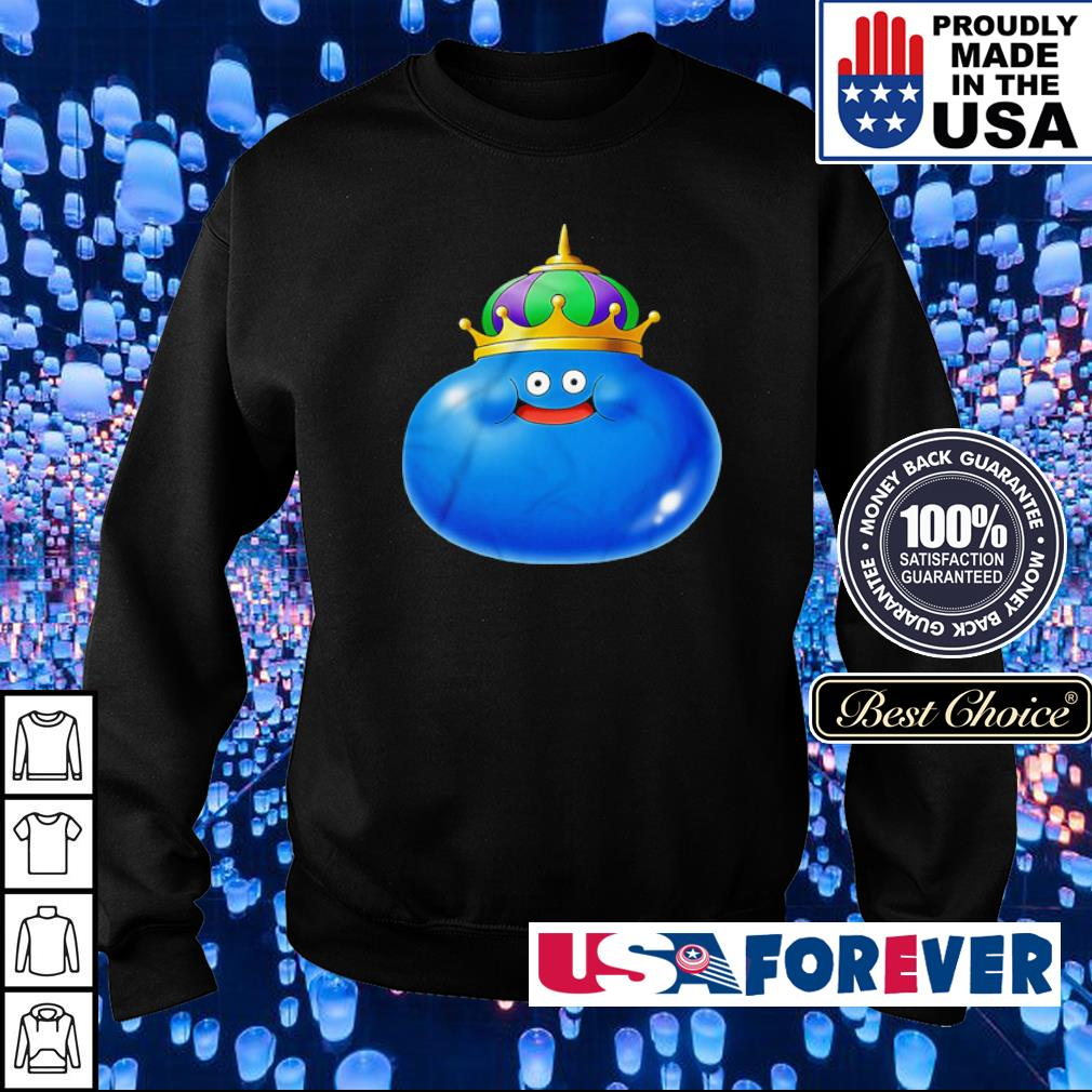 Official King Slime s sweater