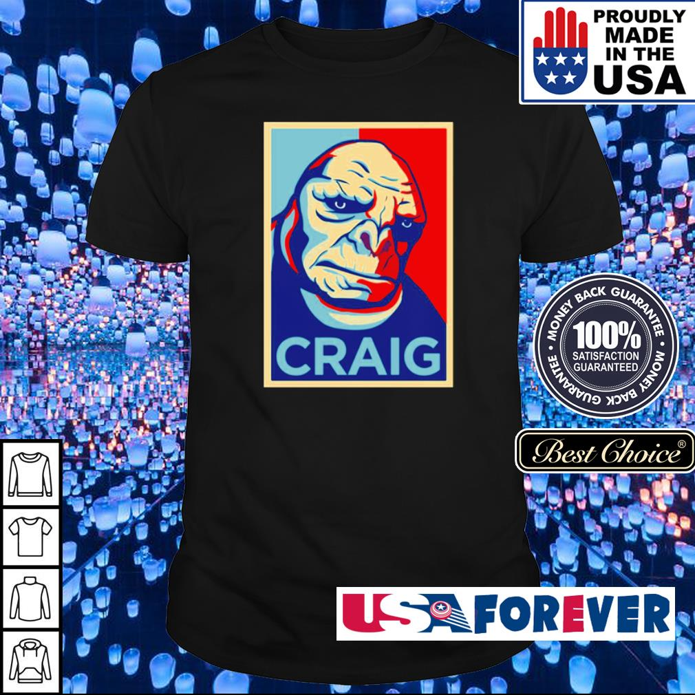 Official Star Wars Craig shirt