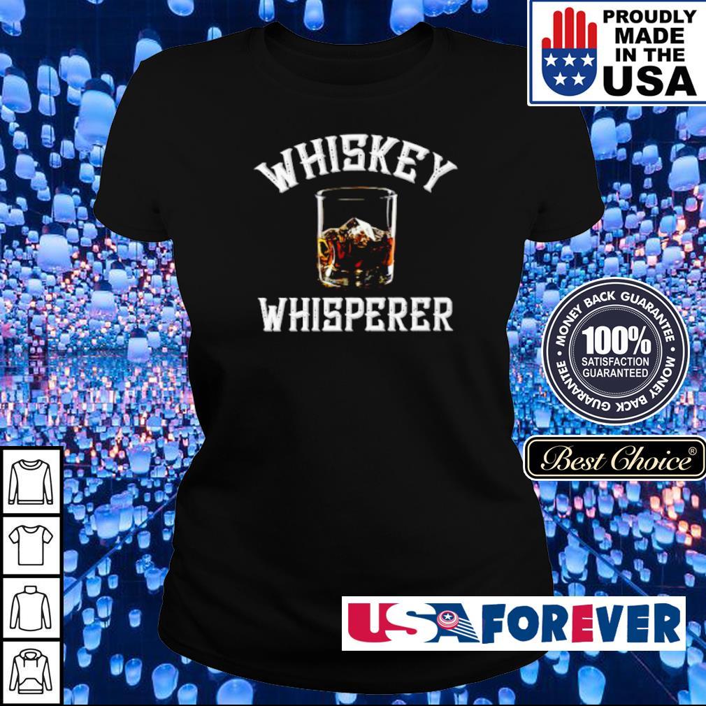 Official Whiskey Whisperer s ladies