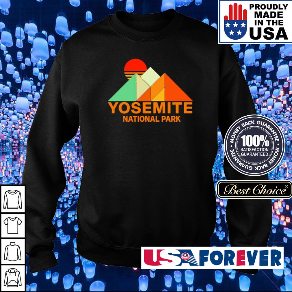 Official Yosemite National Park s sweater