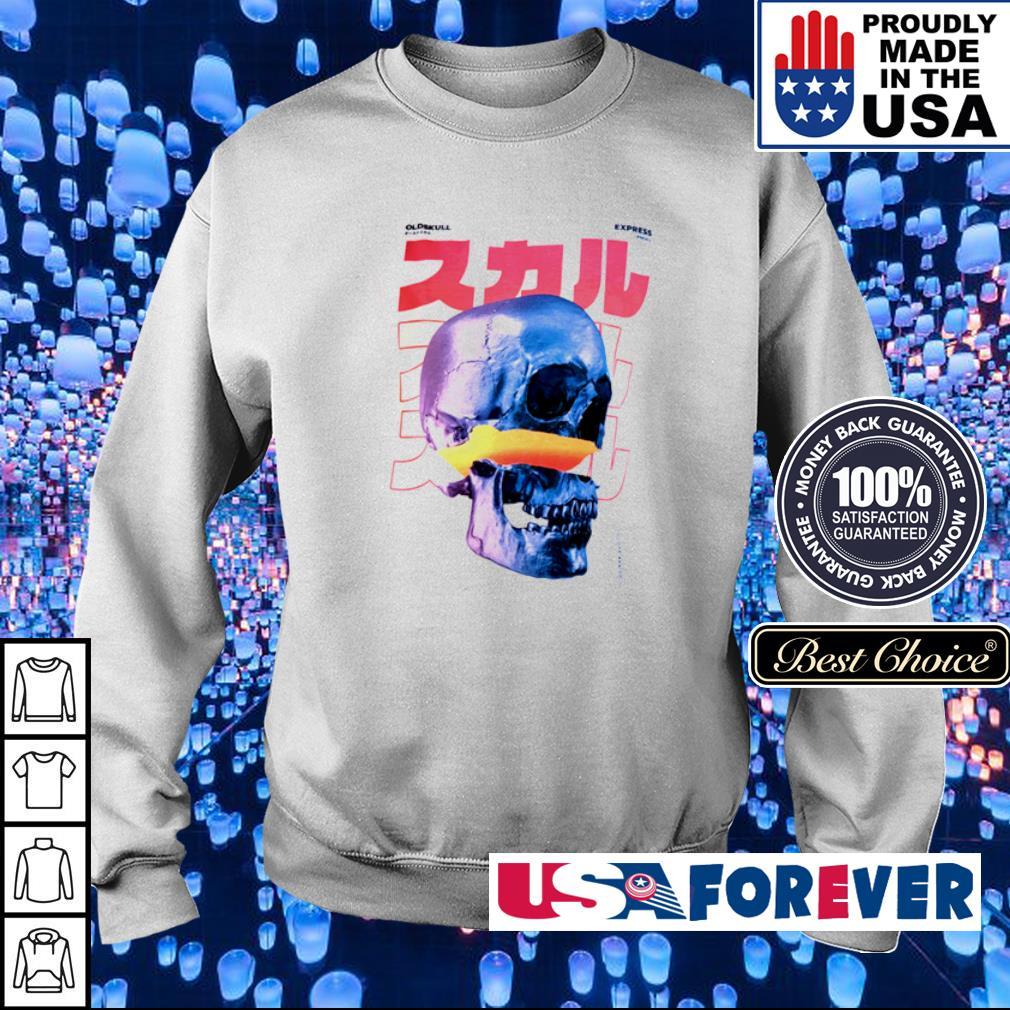 Oldskull Junction Express s sweater