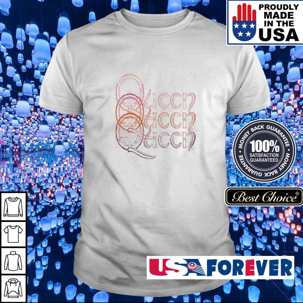 Queen Queen Queen shirt