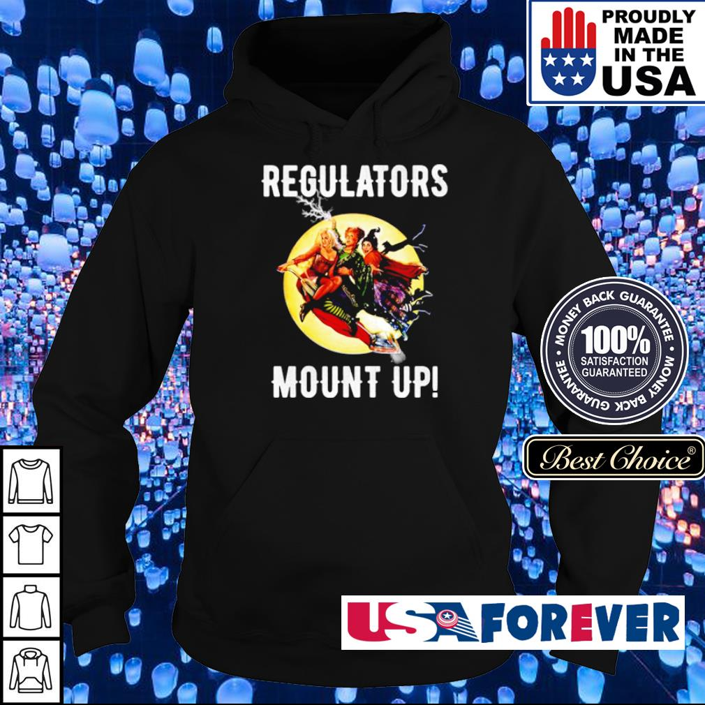 Regulators mouth up Hocus Pocus s hoodie