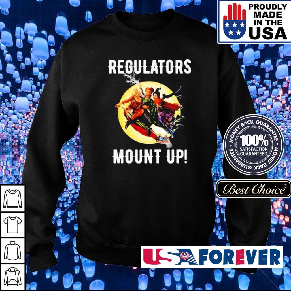 Regulators mouth up Hocus Pocus s sweater