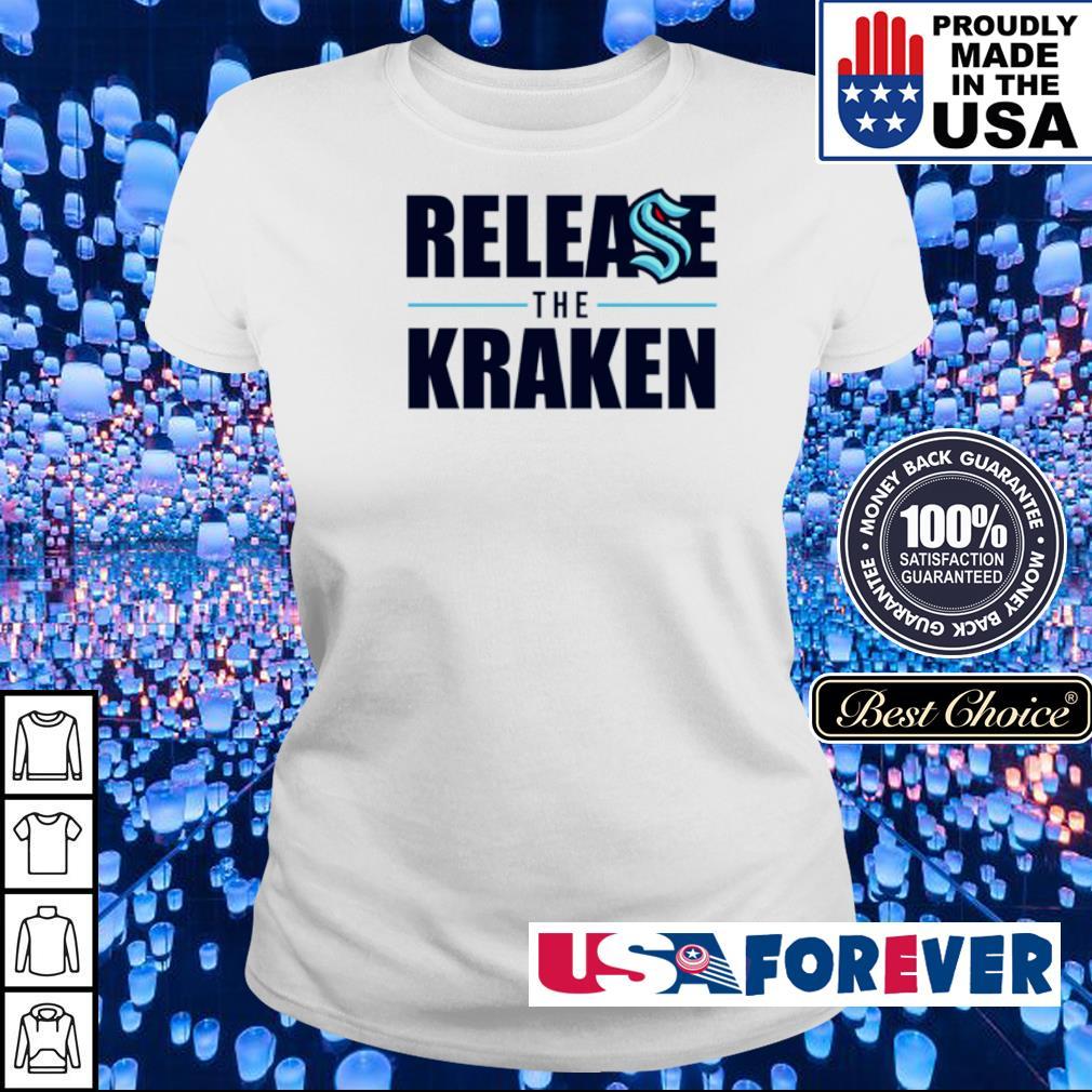Release the Seattle Kraken s ladies