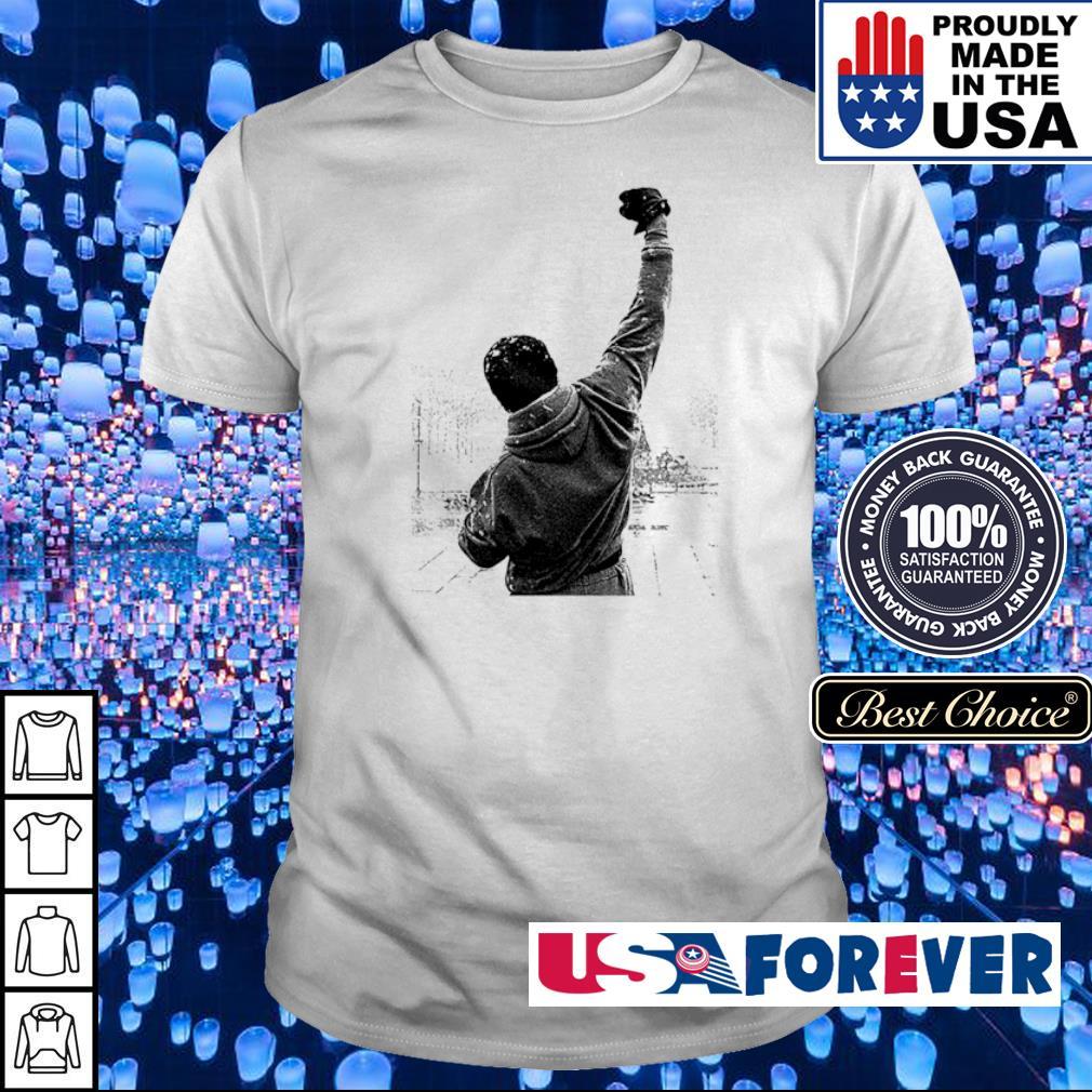 Rocky Balboa Fly Now shirt