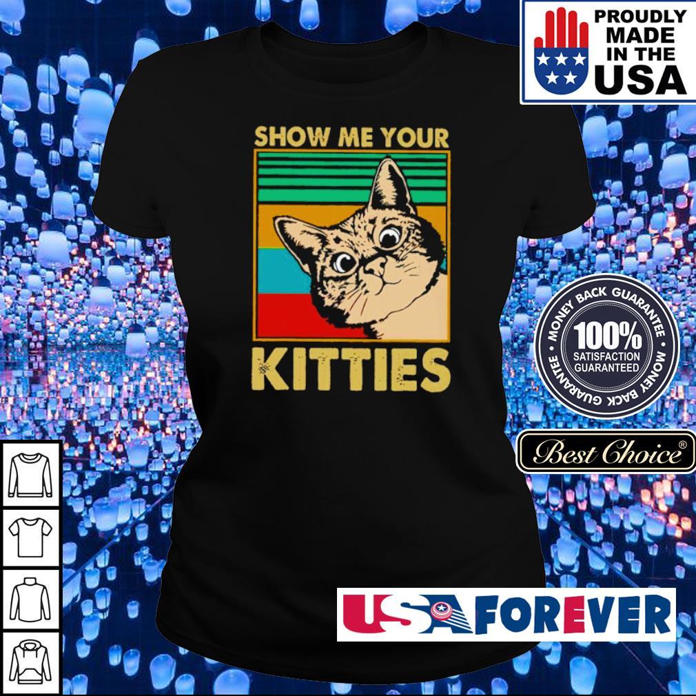 Show me your kitties vintage s ladies