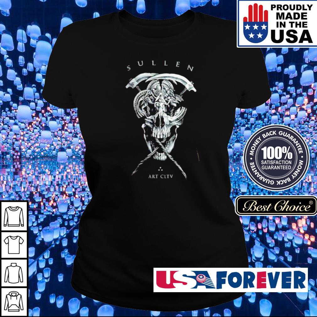 Skull Death ART CLTV s ladies