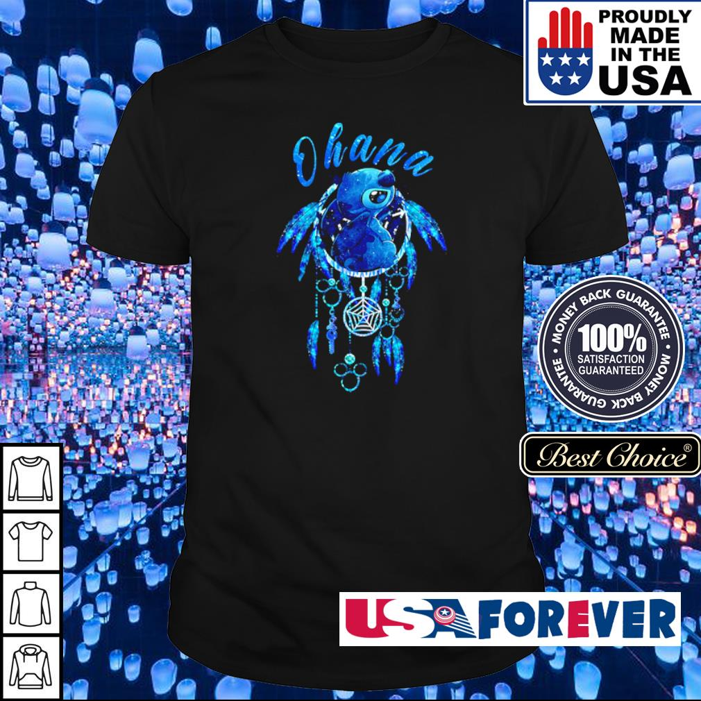 Stitch Ohana mean family shirt