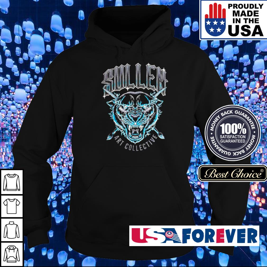 Storm Panther Sullen Art Collective s hoodie