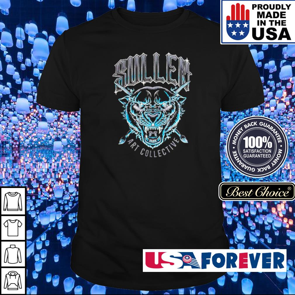 Storm Panther Sullen Art Collective shirt