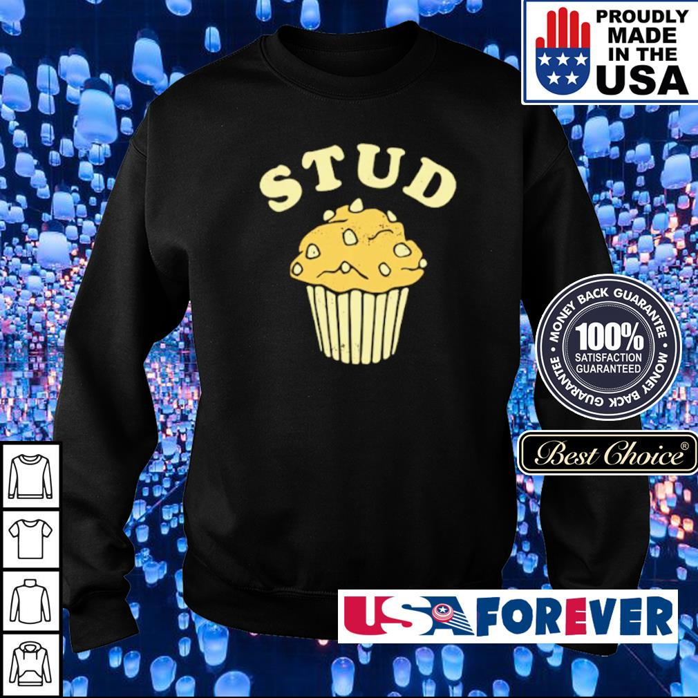 Stud Muffin Funny Graphic s sweater