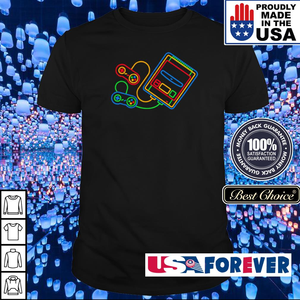 Super Family Computer Box shirt