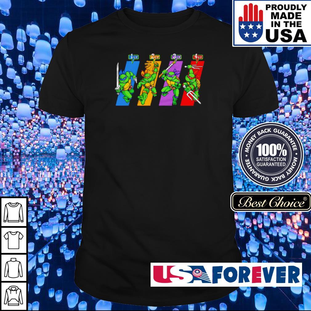 Teenage Mutant Ninja Turtles Bros Stick Together shirt