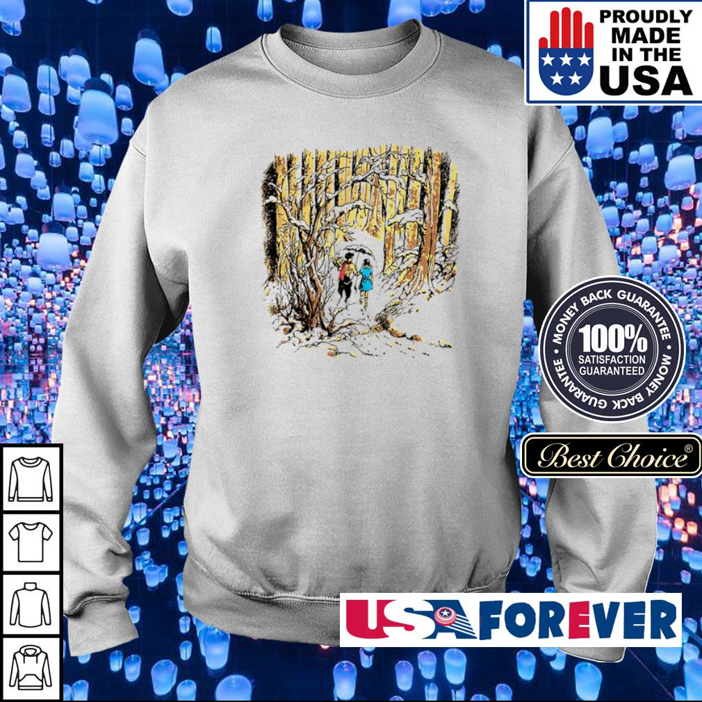 The Chronicles of Narnia Chilly Stroll s sweater