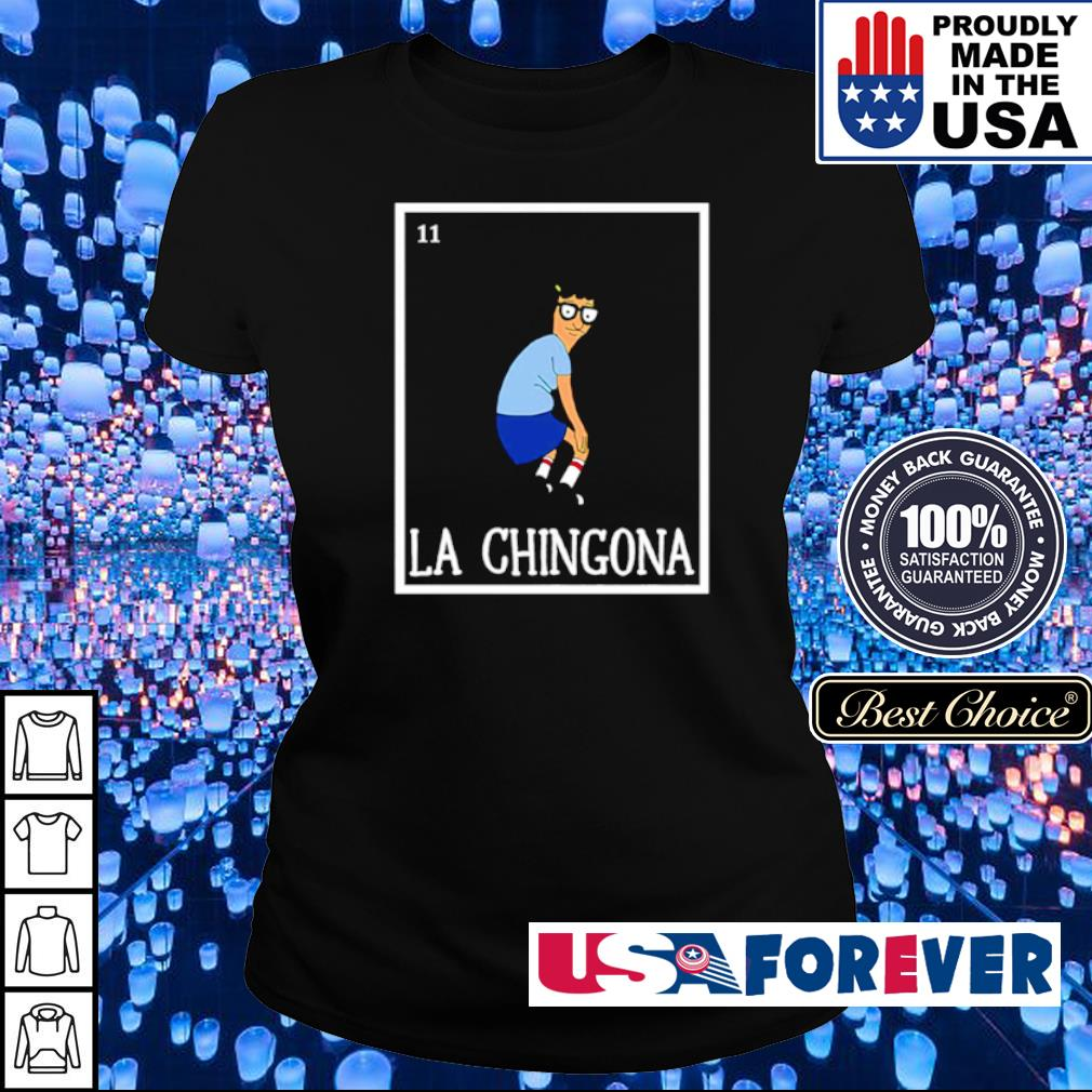 Tina Bobs La Chingona s ladies