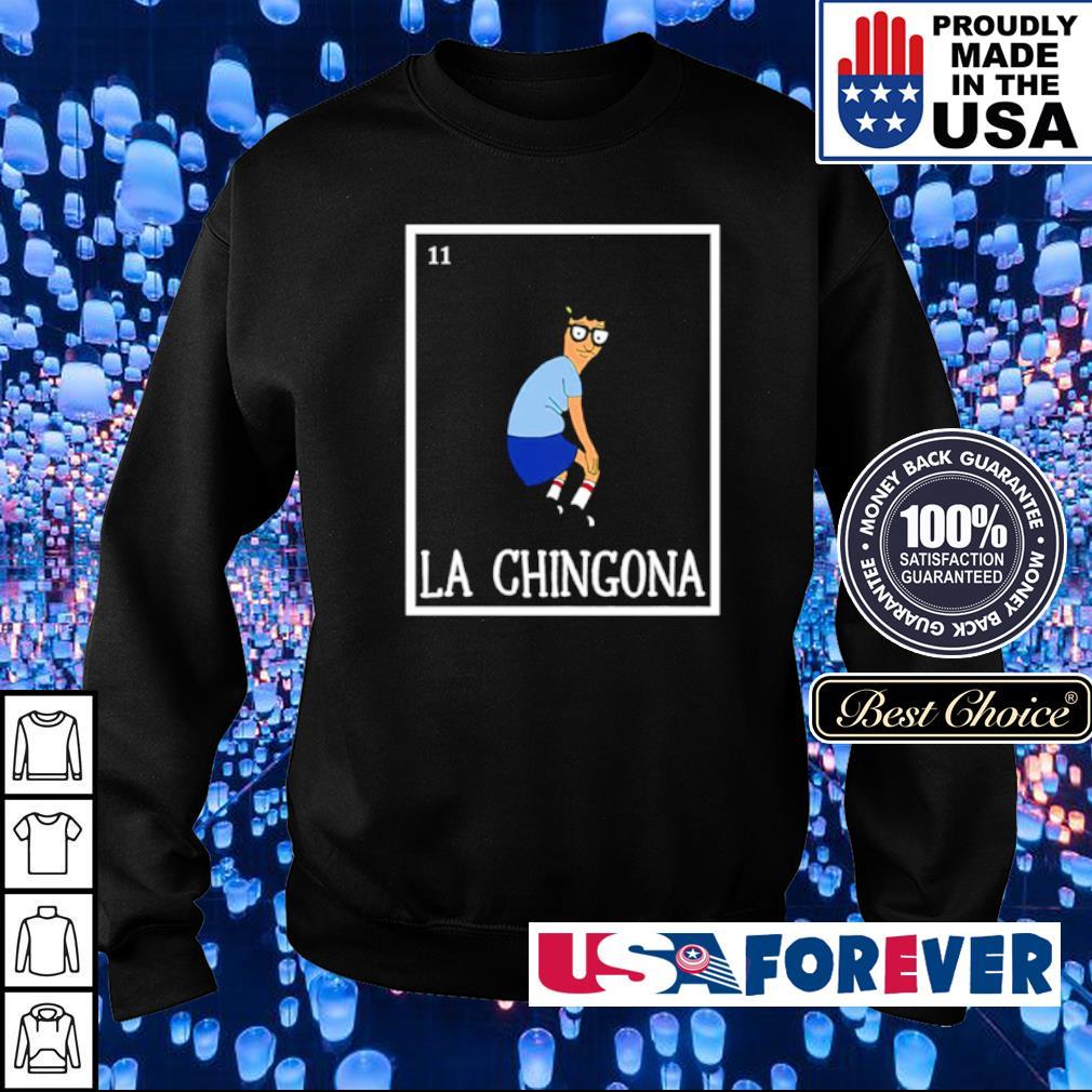 Tina Bobs La Chingona s sweater
