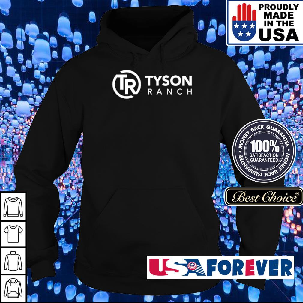 TR Tyson Ranch s hoodie