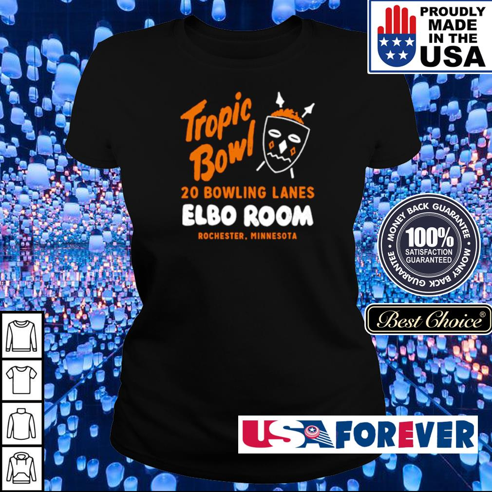 Tropic Bowl 20 bowling lans Elbo Room Rochester Minnesota s ladies