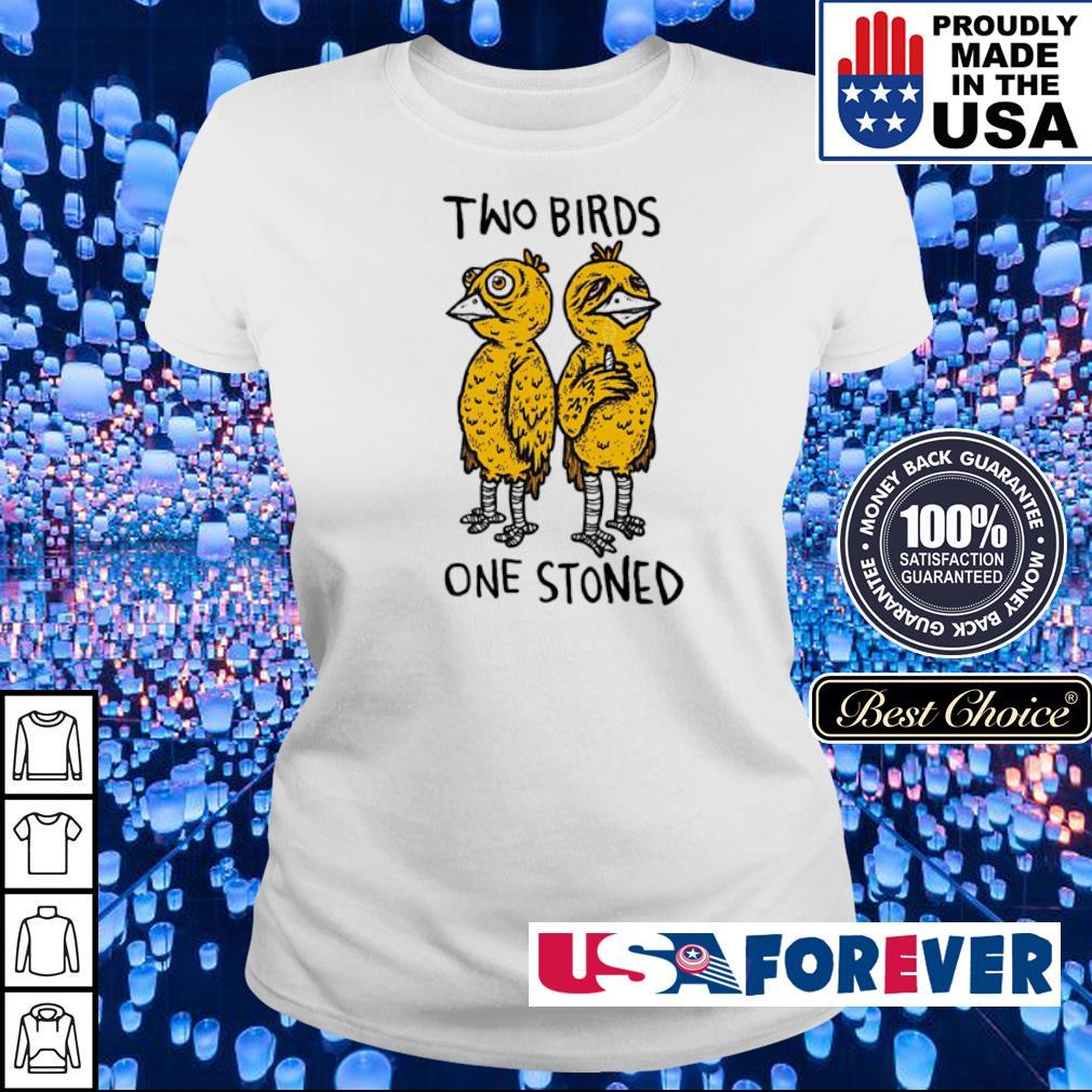 Two birds one stoned s ladies