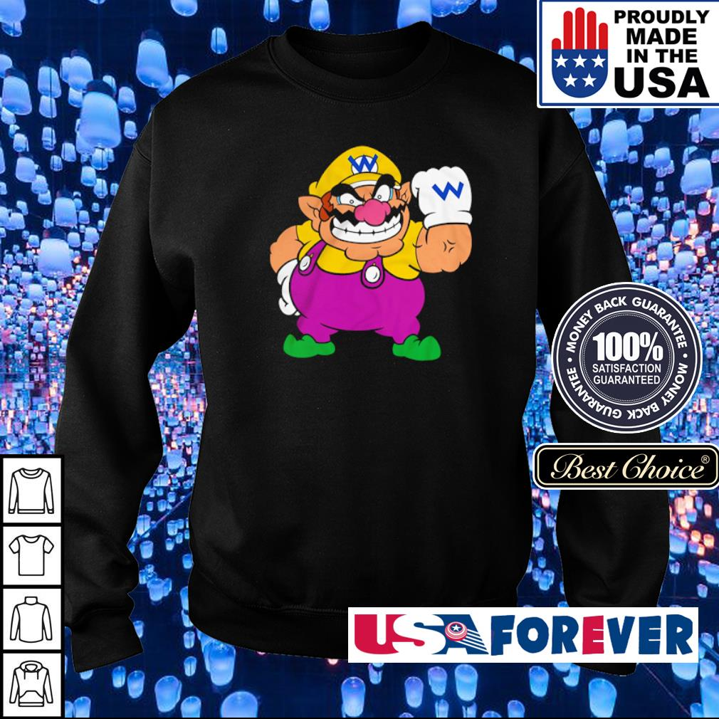 Wario Greed Personified s sweater