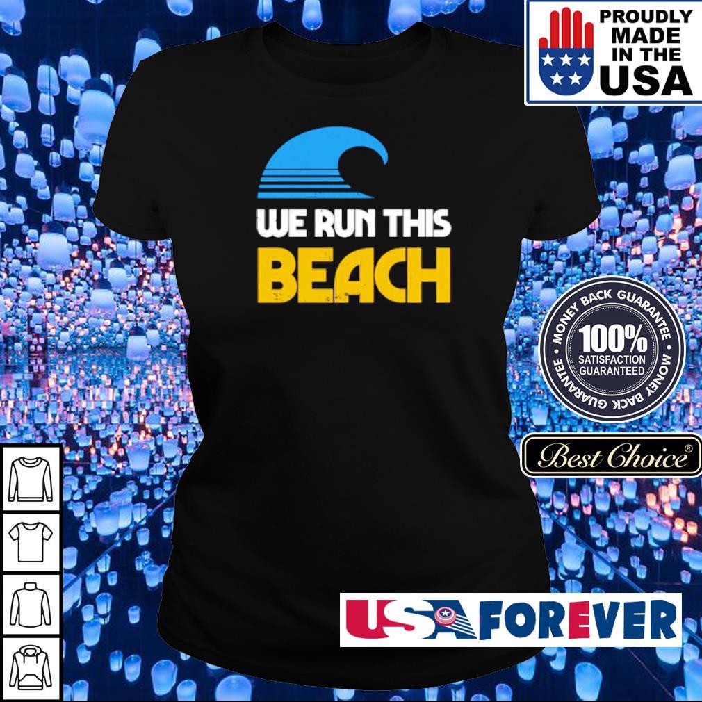 We run this beach s ladies
