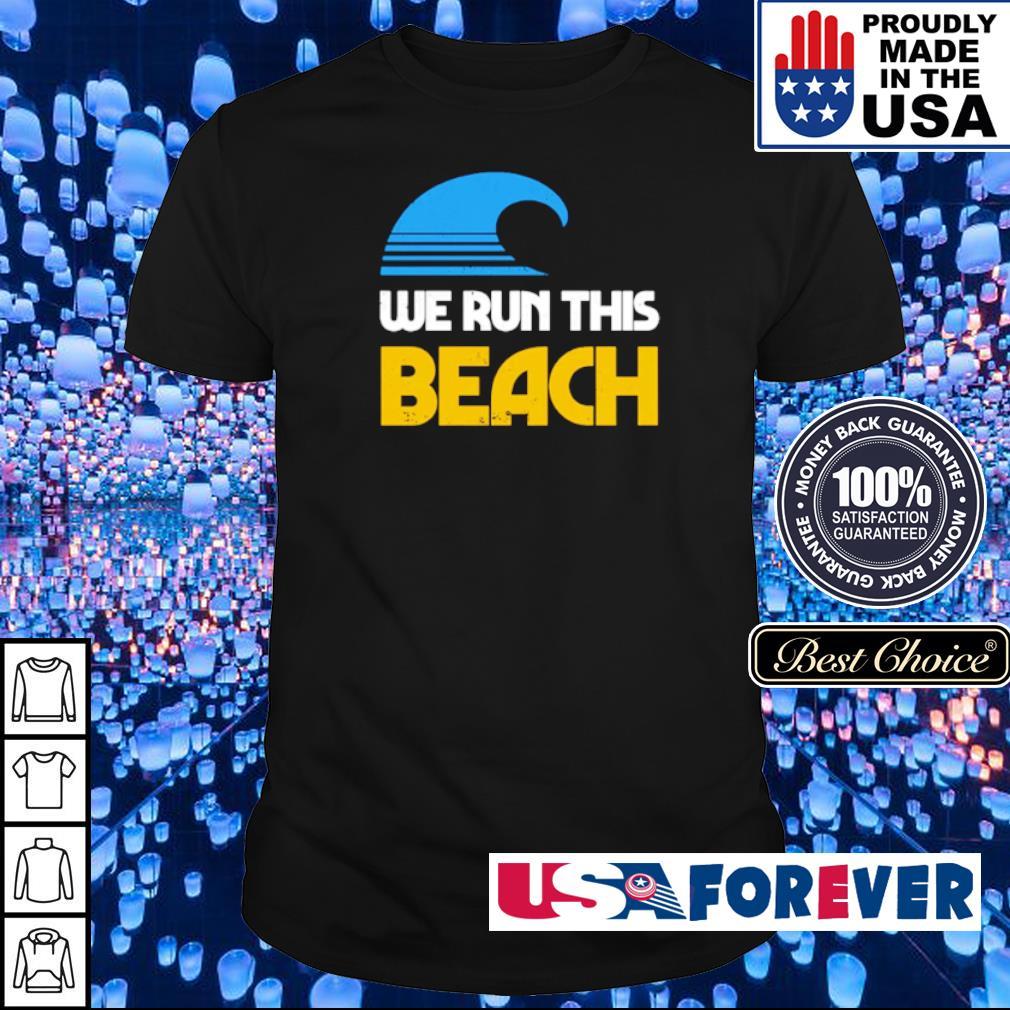 We run this beach shirt