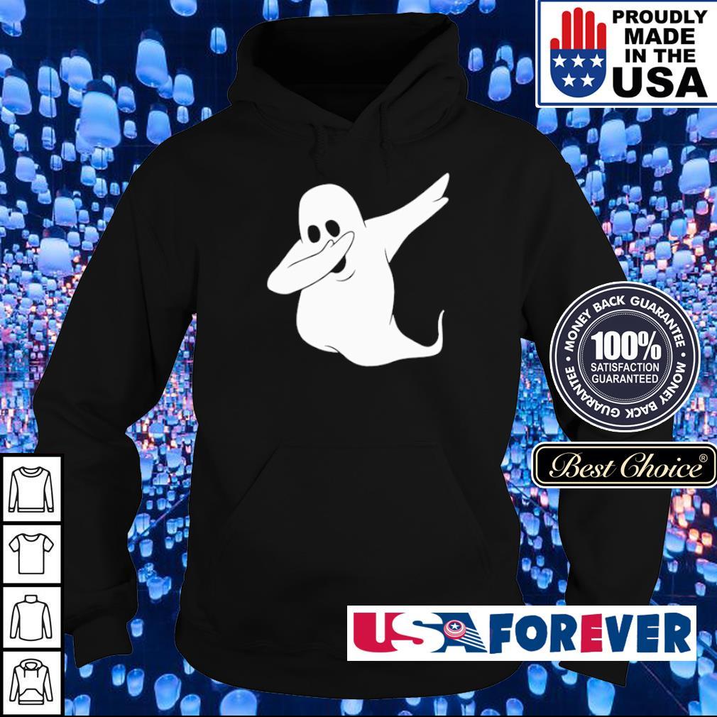 Dabbing ghost happy Halloween s hoodie