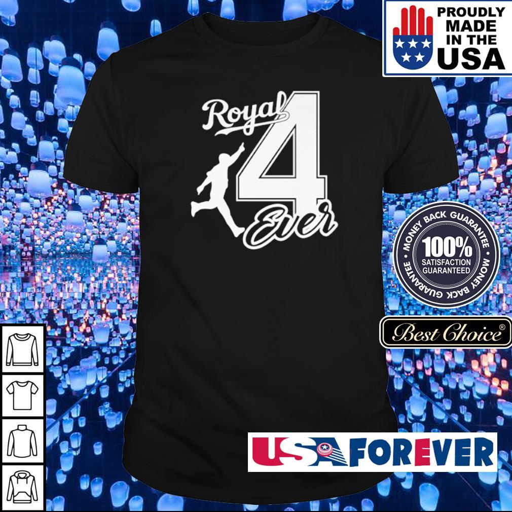 Kansas City Royals royal 4ever shirt