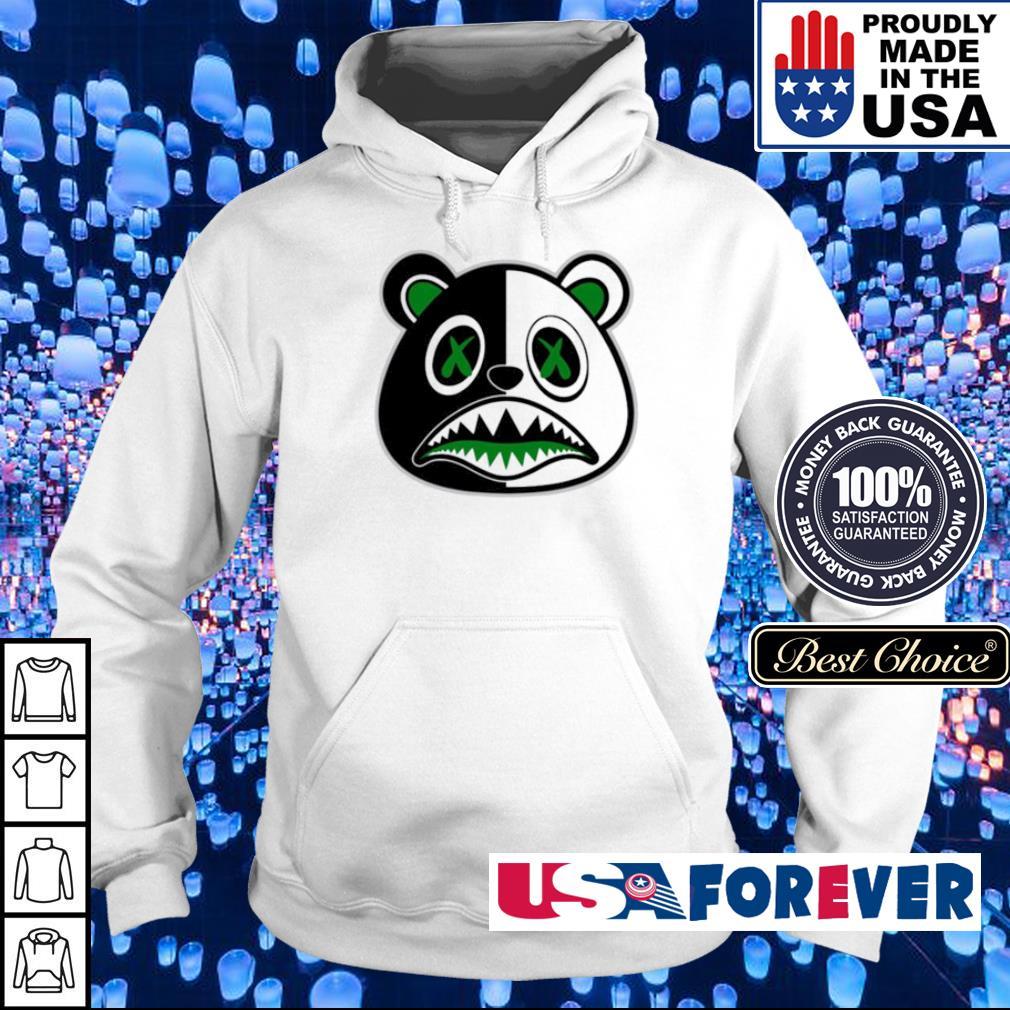 Official Lucky green Jordan 13 s hoodie