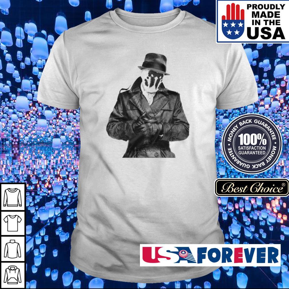Official Watchmen Rorschach shirt