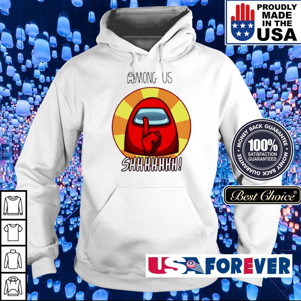 Among us shhhhhhh s hoodie