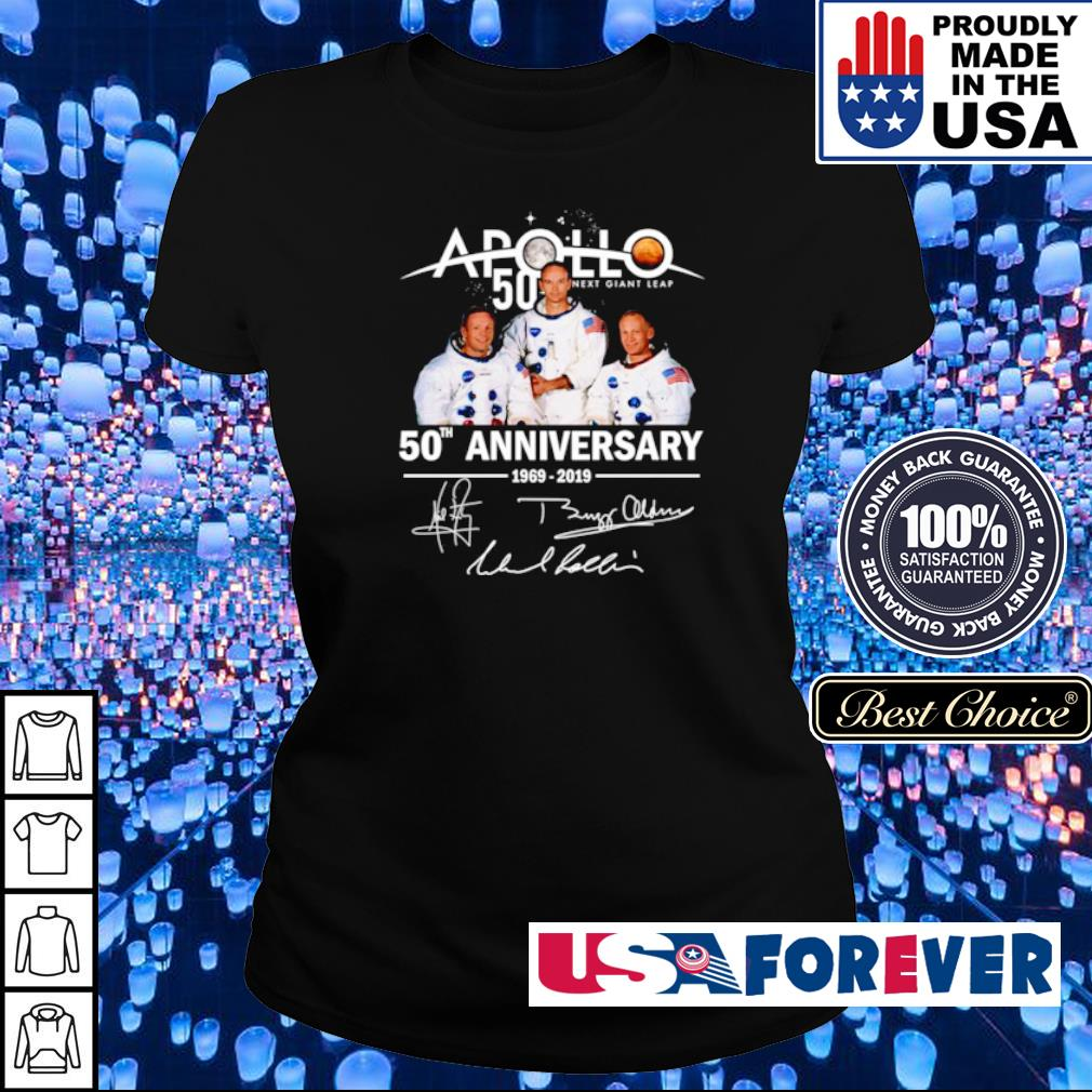 Apollo 11 50th anniversary signatures s ladies