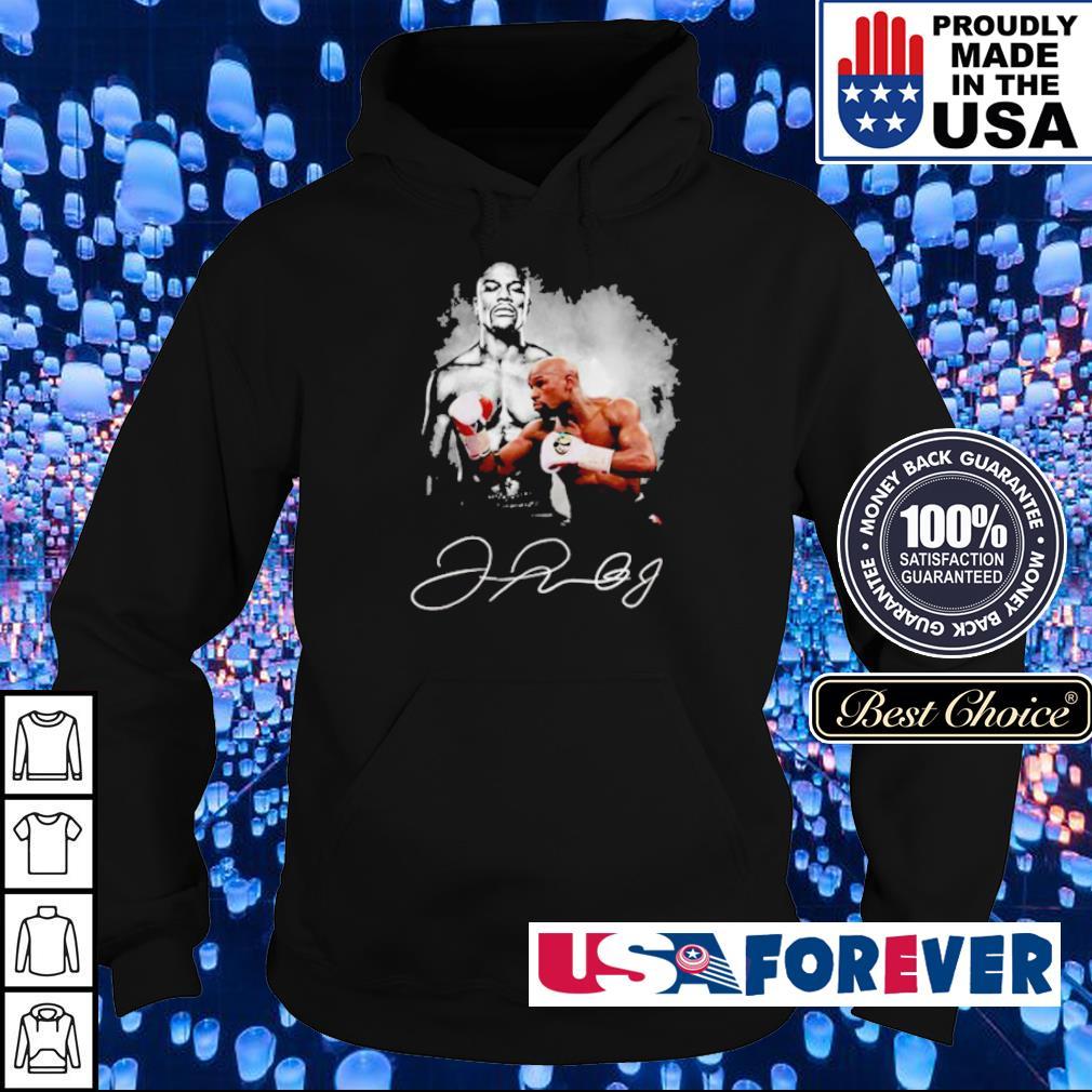 Boxing legend Floyd Mayweather signature s hoodie