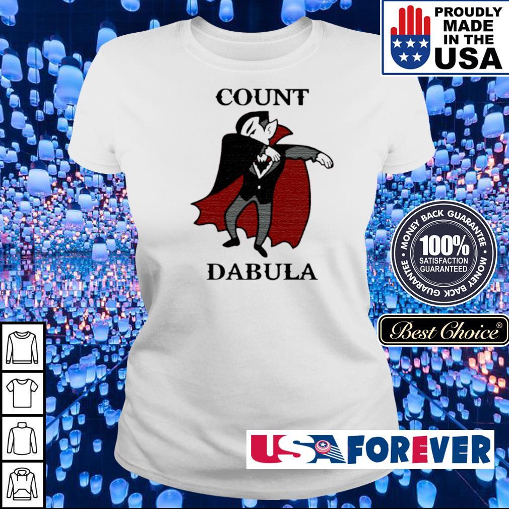 Count dabula happy Halloween s ladies