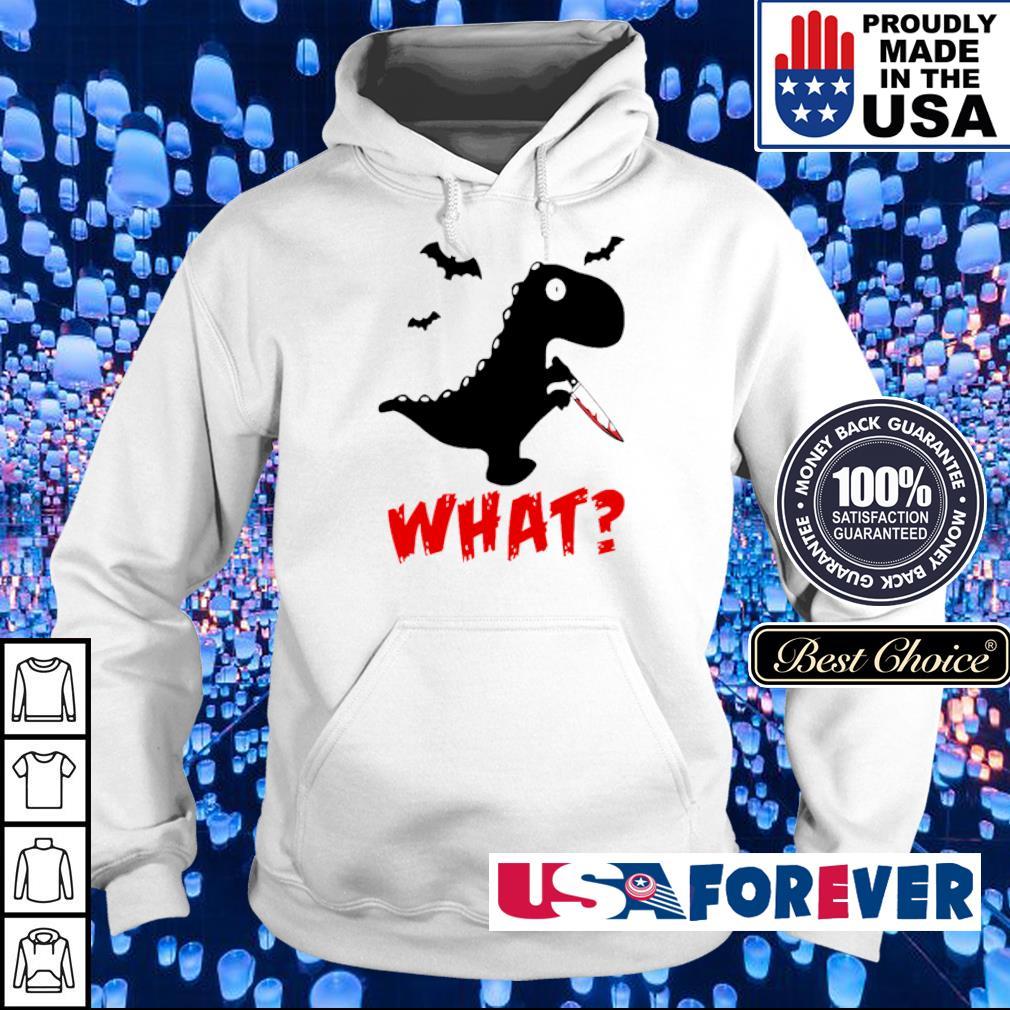 Dinosaur murderer T Rex what s hoodie