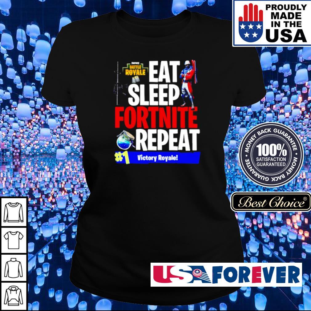 Eat sleep fortnite repeat #1 victory royale s ladies