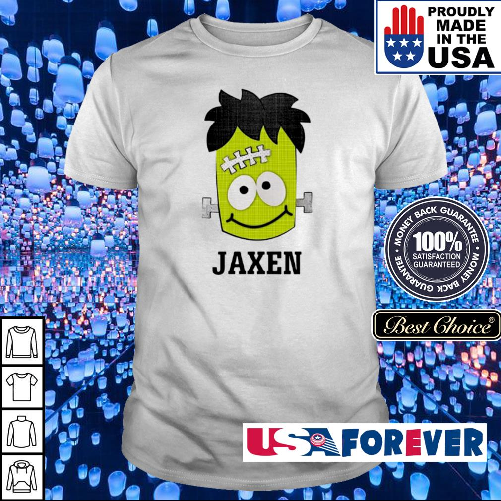 Frankenstein jaxen happy Halloween shirt