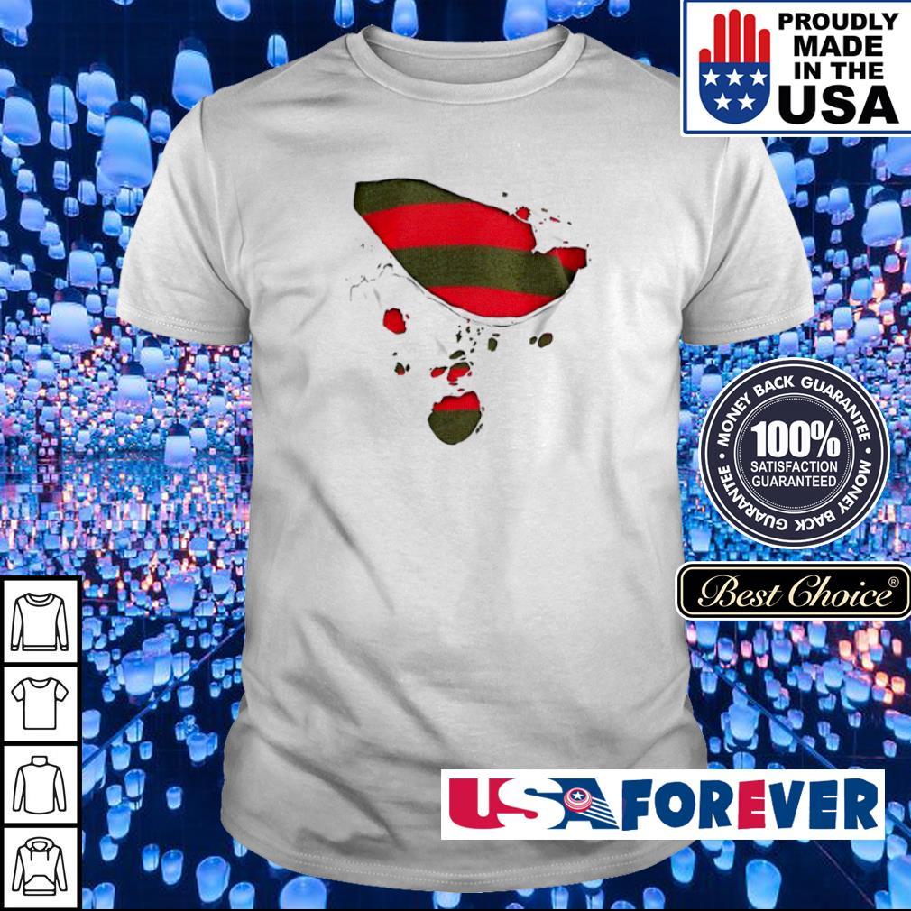 Freddy Krueger clothes nightmare shirt
