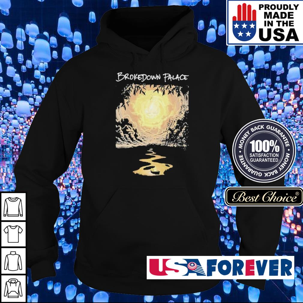 Grateful Dead brokedown palace s hoodie