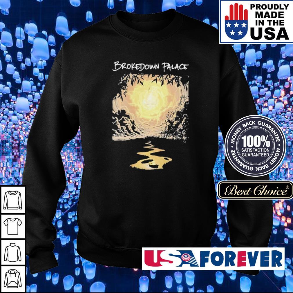 Grateful Dead brokedown palace s sweater