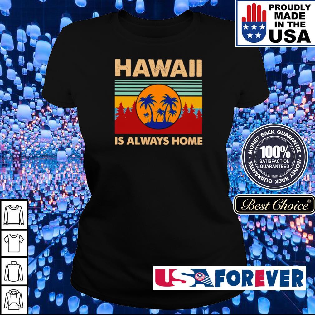 Hawaii is always home vintage s ladies